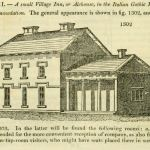 'A Small Village Inn, or Alehouse'.