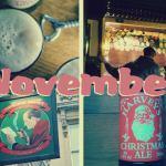 November. (Photo collage.)