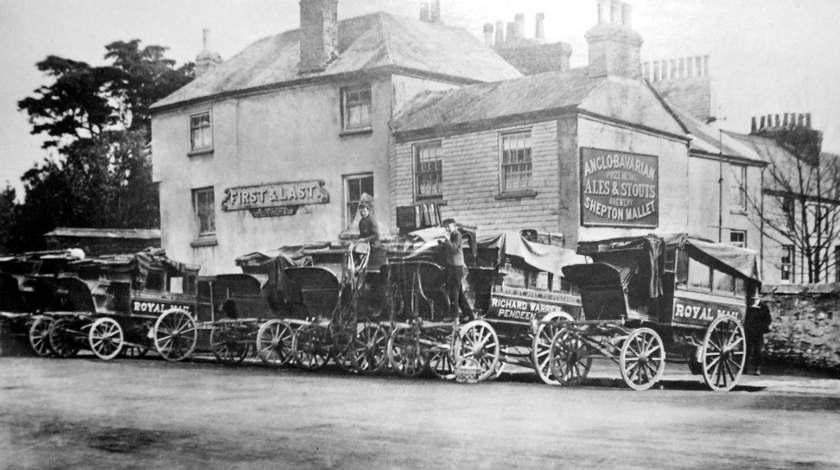 Raw Info: Cornish Brewers, 1856
