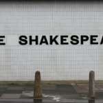 The Shakespeare pub, London EC1.