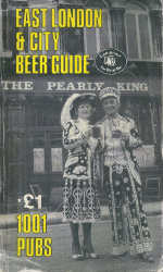 East London & City Beer Guide 1983.