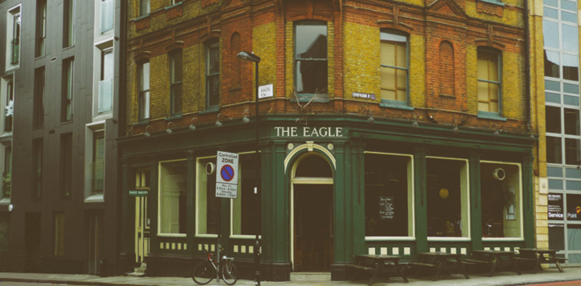 HELP US: Gastropubs in the 1990s