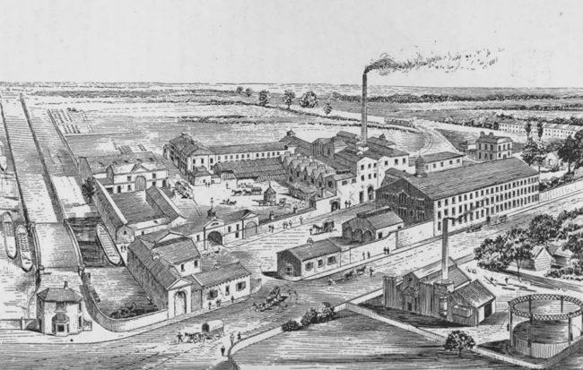 Eshald Well Brewery.
