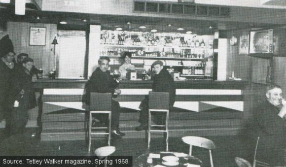 The Public Bar at the Ribbleton.