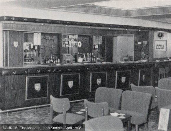 The Lindholme Lounge at The Flarepath.