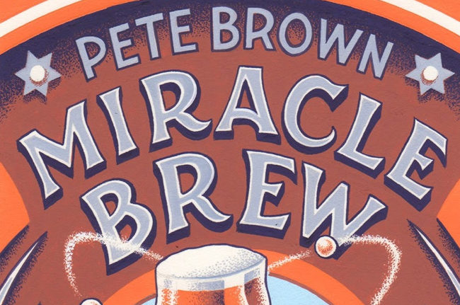 "Detail from the cover of ""Miracle Brew"""