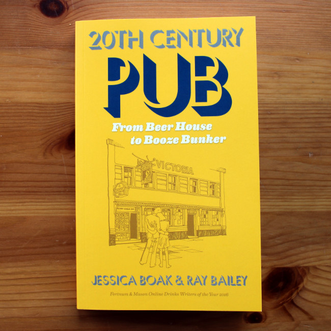 The cover of 20th Century Pub.