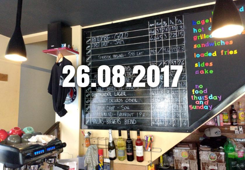 News, Nuggets & Longreads 26 August 2017: Seaweed, Scofflaws, Soupy IPA