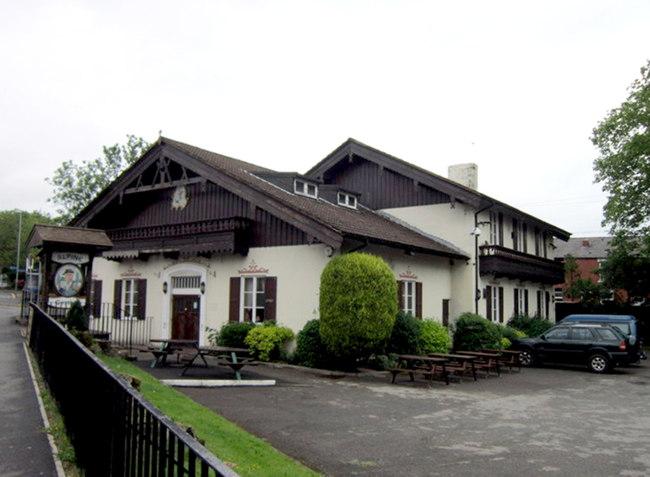 The Alpine Gasthof, Rochdale.