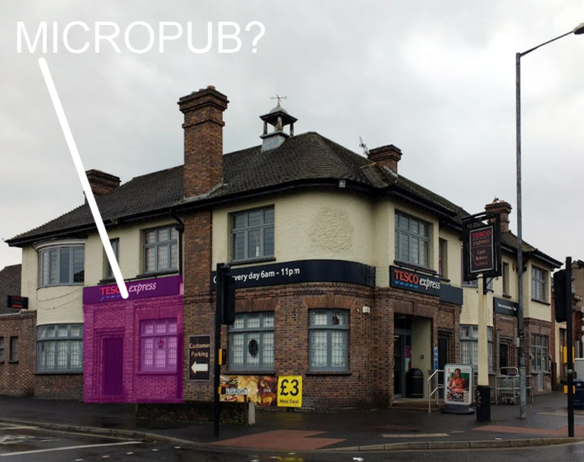 Partial Pub Preservation: Hermit Micropubs?