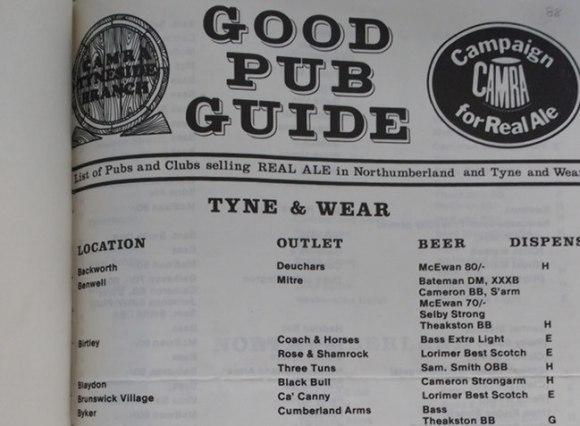 Good Pub Guide c.1975