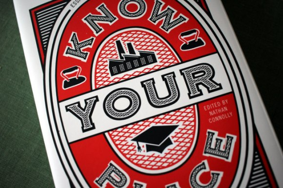 Book cover: Know Your Place.