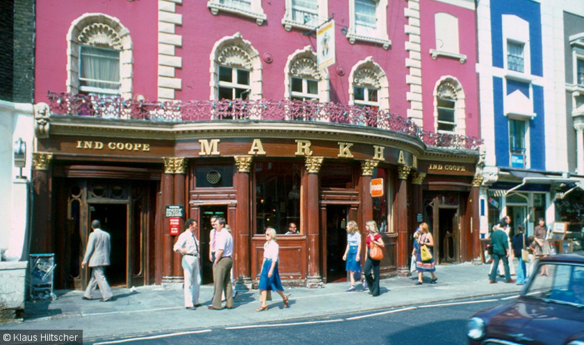 An Extraordinary Gentleman: the Brand New Victorian Pubs of Roddy Gradidge