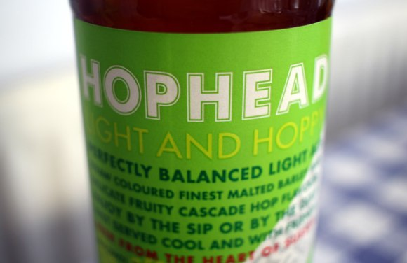 Hophead label.