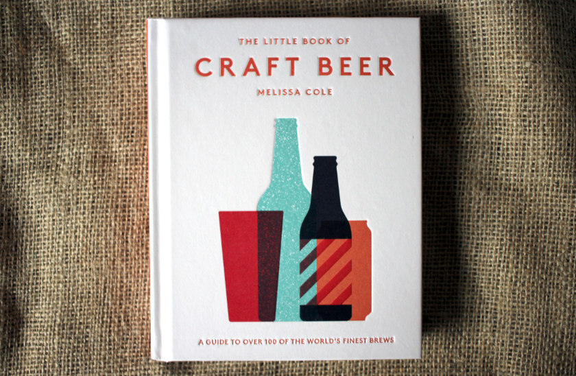 Book Cover Craft Beer Festival : Book review the little of craft beer by melissa cole