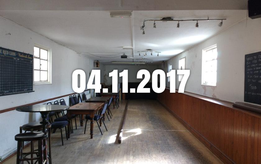 News, Nuggets & Longreads 4 November 2017: McMullen, Maltøl, Martin Luther