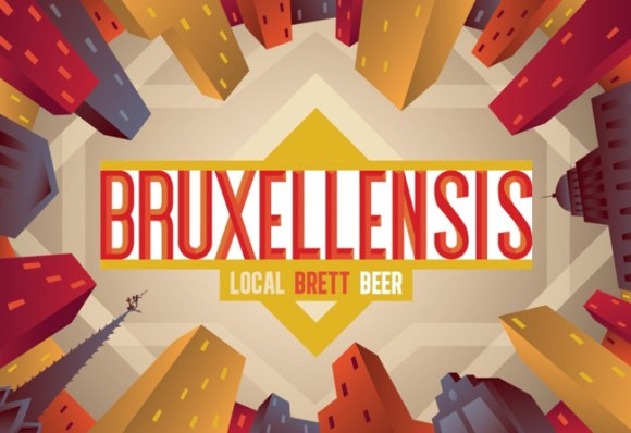 Bruxellensis label.