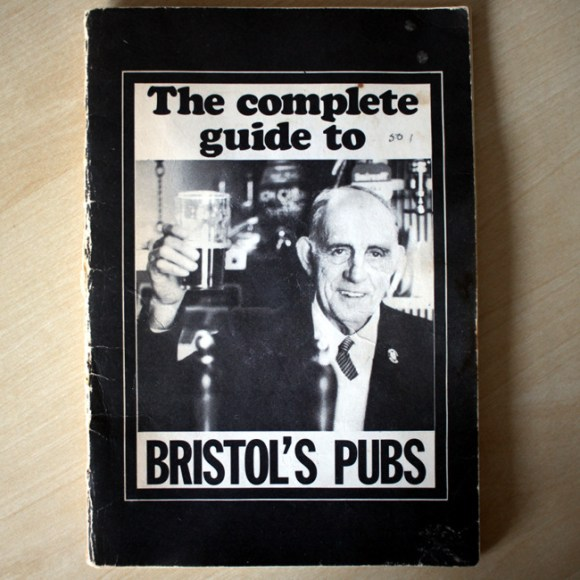 Cover of The Complete Guide to Bristol's Pubs.