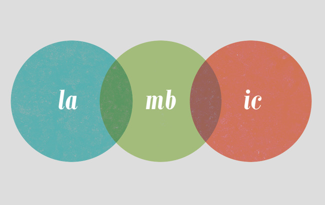 Illustration: lambic blending.