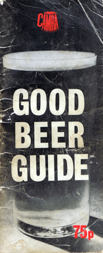 The cover of the 1974 Good Beer Guide.