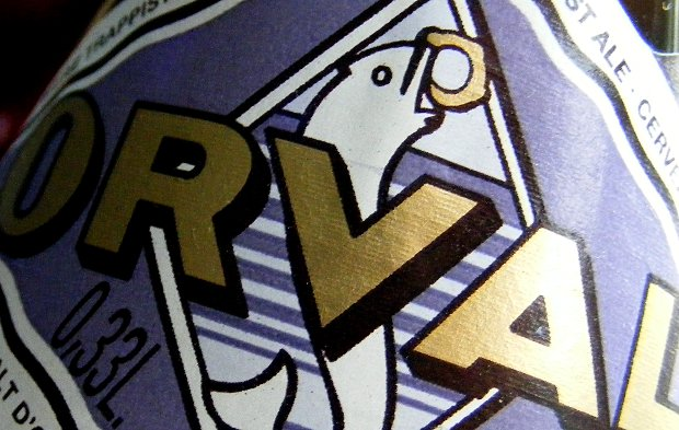 Orval label.