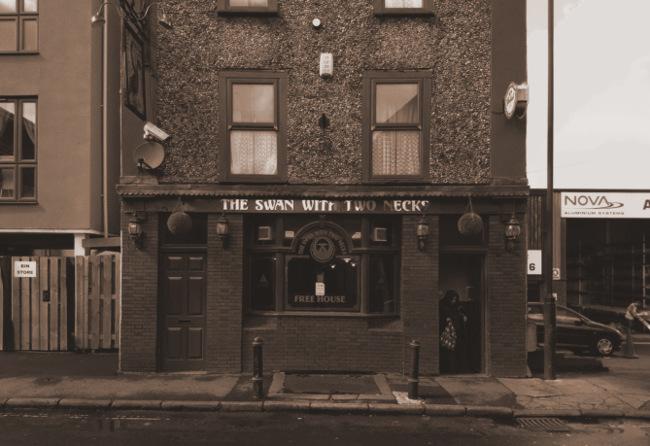 Swan With Two Necks, Bristol.