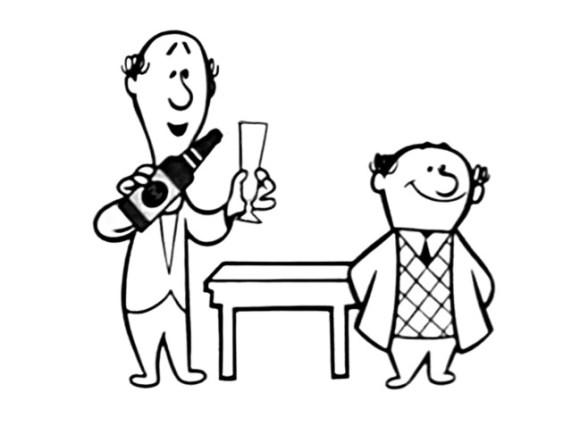 Bert and Harry Piel.