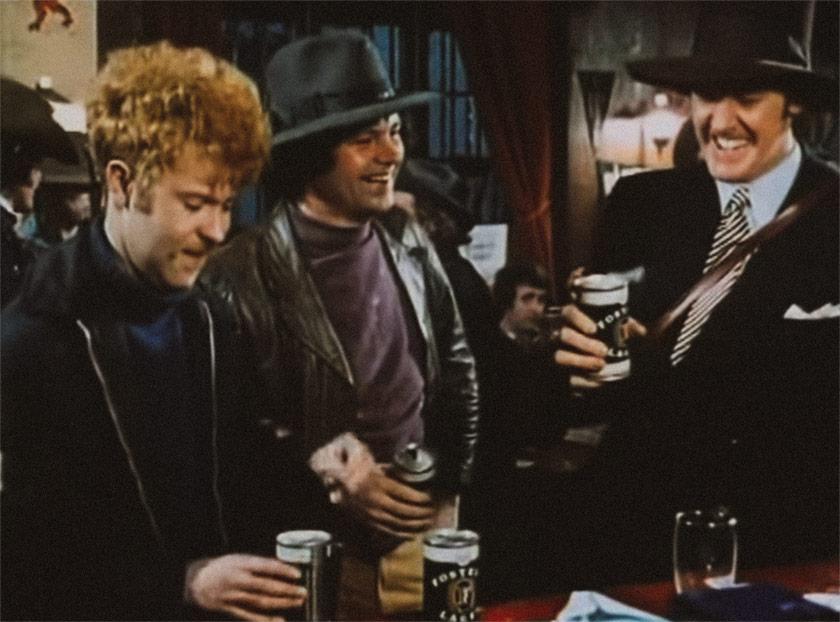 Australian drinking culture in London, 1966-1970