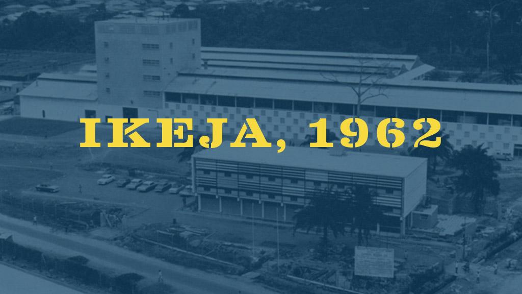 Ikeja, 1962
