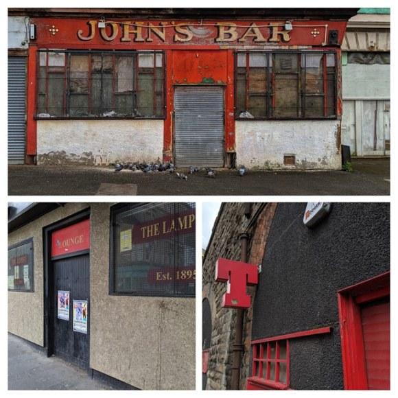 Glasgow Bars.