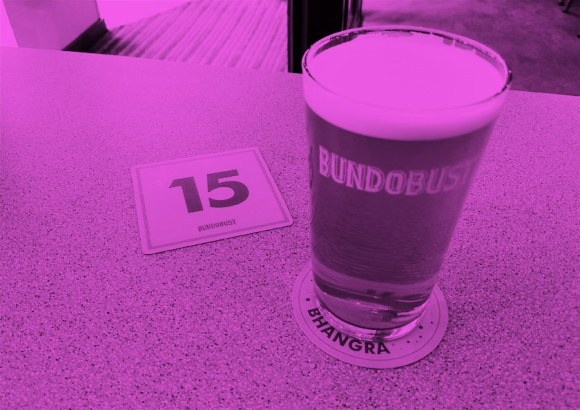 Beer at Bundobust.