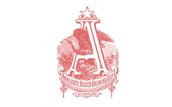 Anheuser Busch logo.