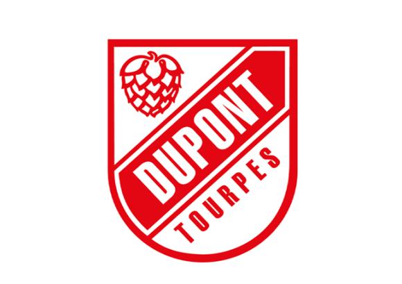Dupont logo.