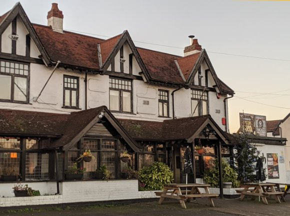 The Plough (exterior)