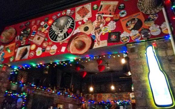 A Liverpool pub.