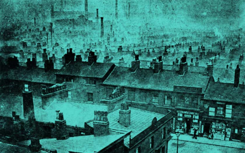 A view of Ancoats.