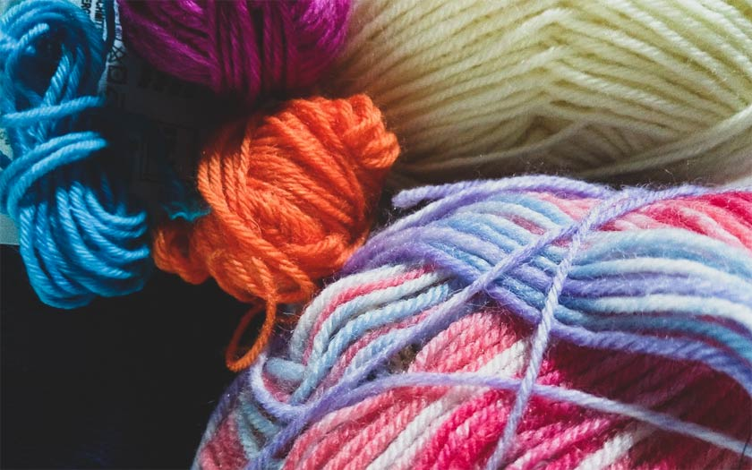 On stash-busting in beer, yarn and books