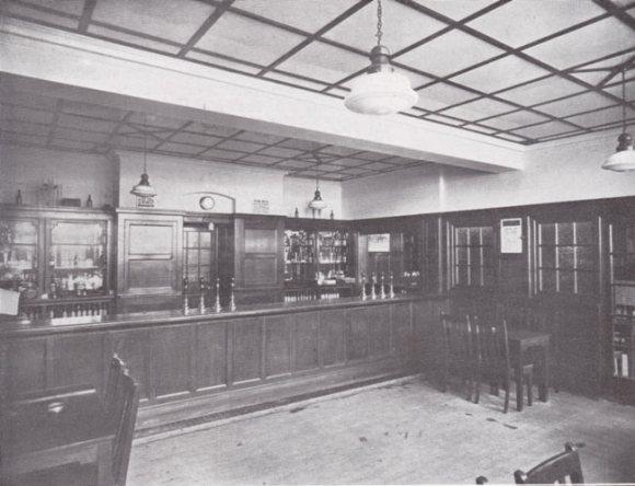 A basic bar.