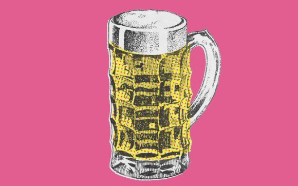 Lager illustration.