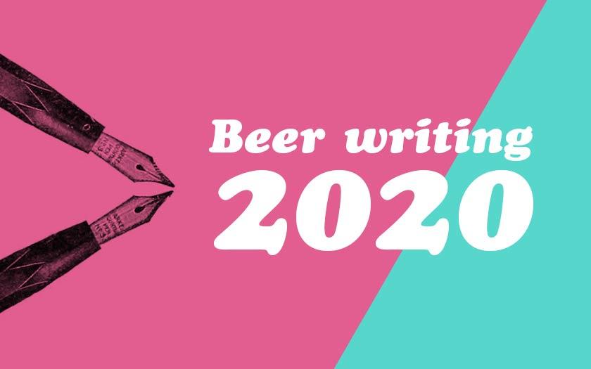 Beer writing 2020