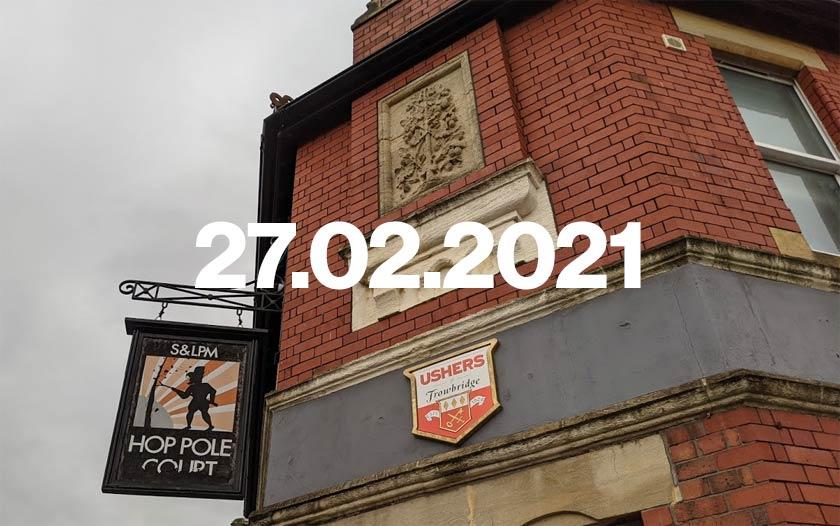 A former pub in St George's, Bristol.