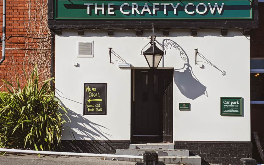 The Crafty Cow, Horfield.