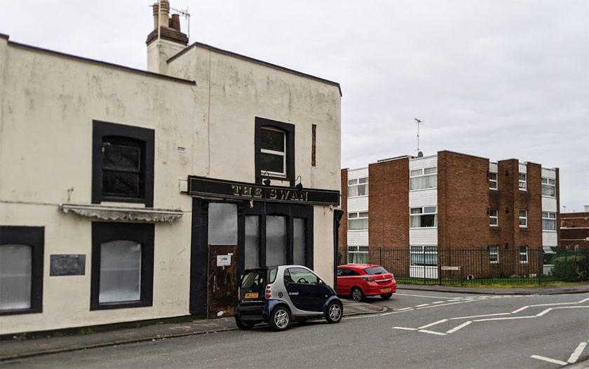 The Swan, Barton Hill.