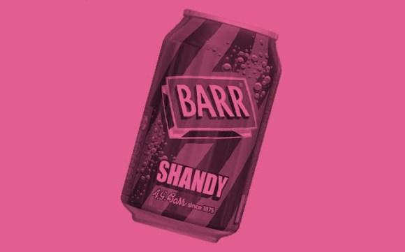Barr shandy.