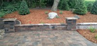 BOALD Landscape ConstructionFree Standing Wall/Patio ...