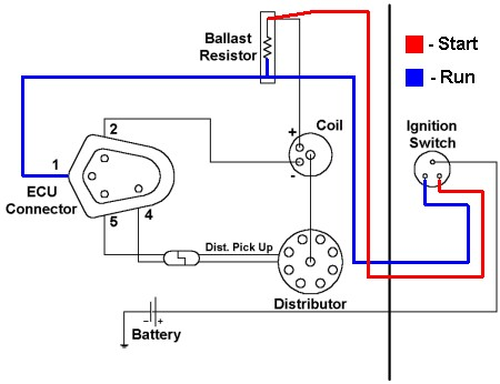 msd 6a wiring diagram chrysler 1971 super beetle no spark on a 440 source/pro comp distributor | moparts question and answer forums