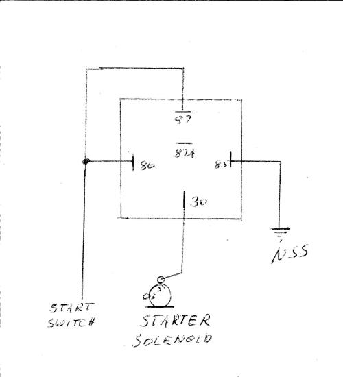 small resolution of ar272 relay wiring diagram diy enthusiasts wiring diagrams u2022 echlin st80 echlin solenoid diagram