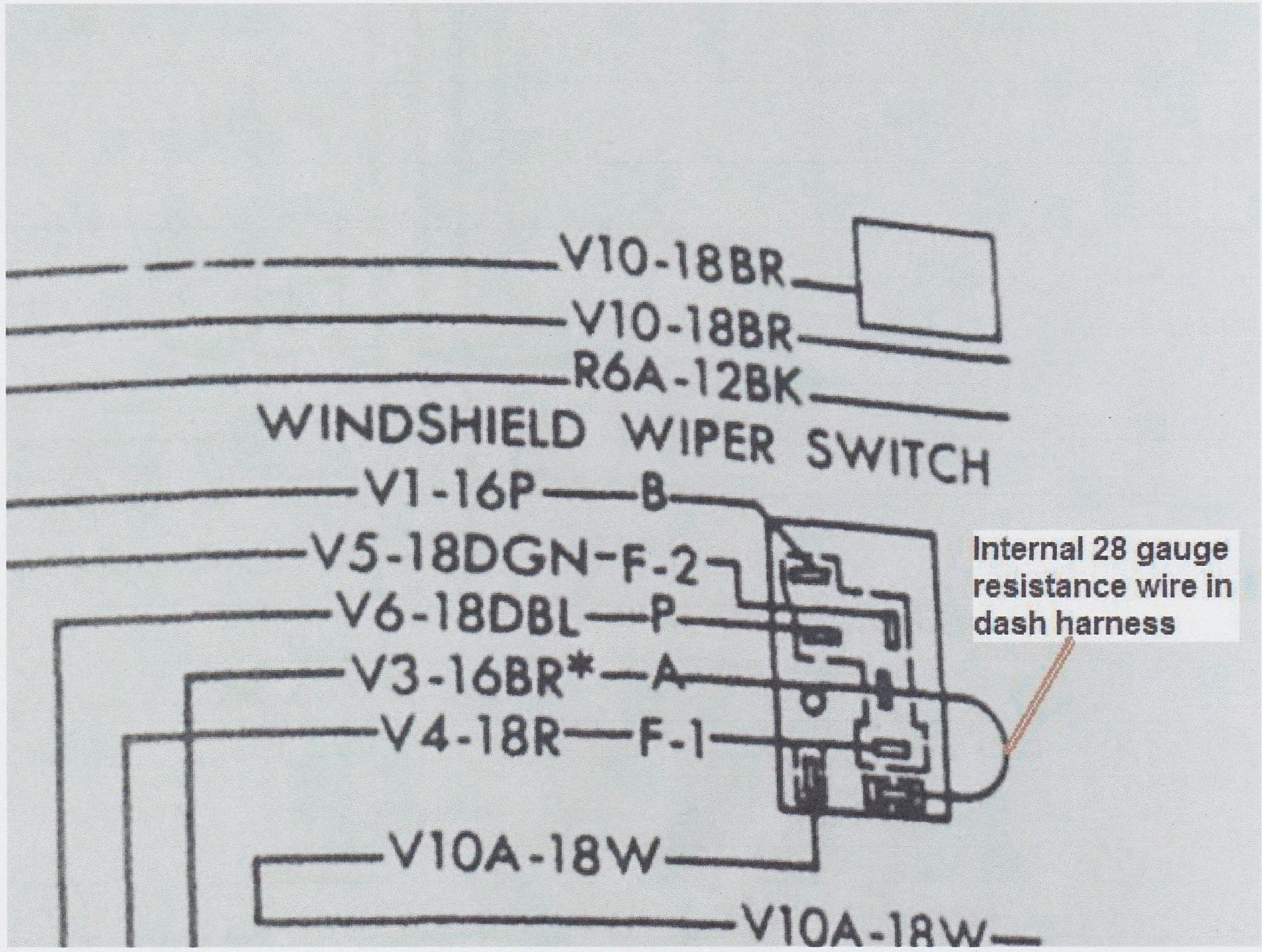 Diagram Fxdwg Dash Switch Wiring Diagram Full Version Hd