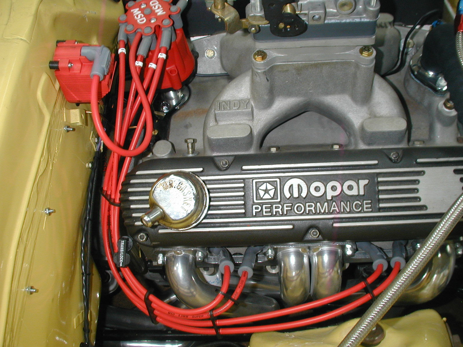 mopar performance ignition wiring diagram carrier air conditioner for 440 dodge motorhome trailer