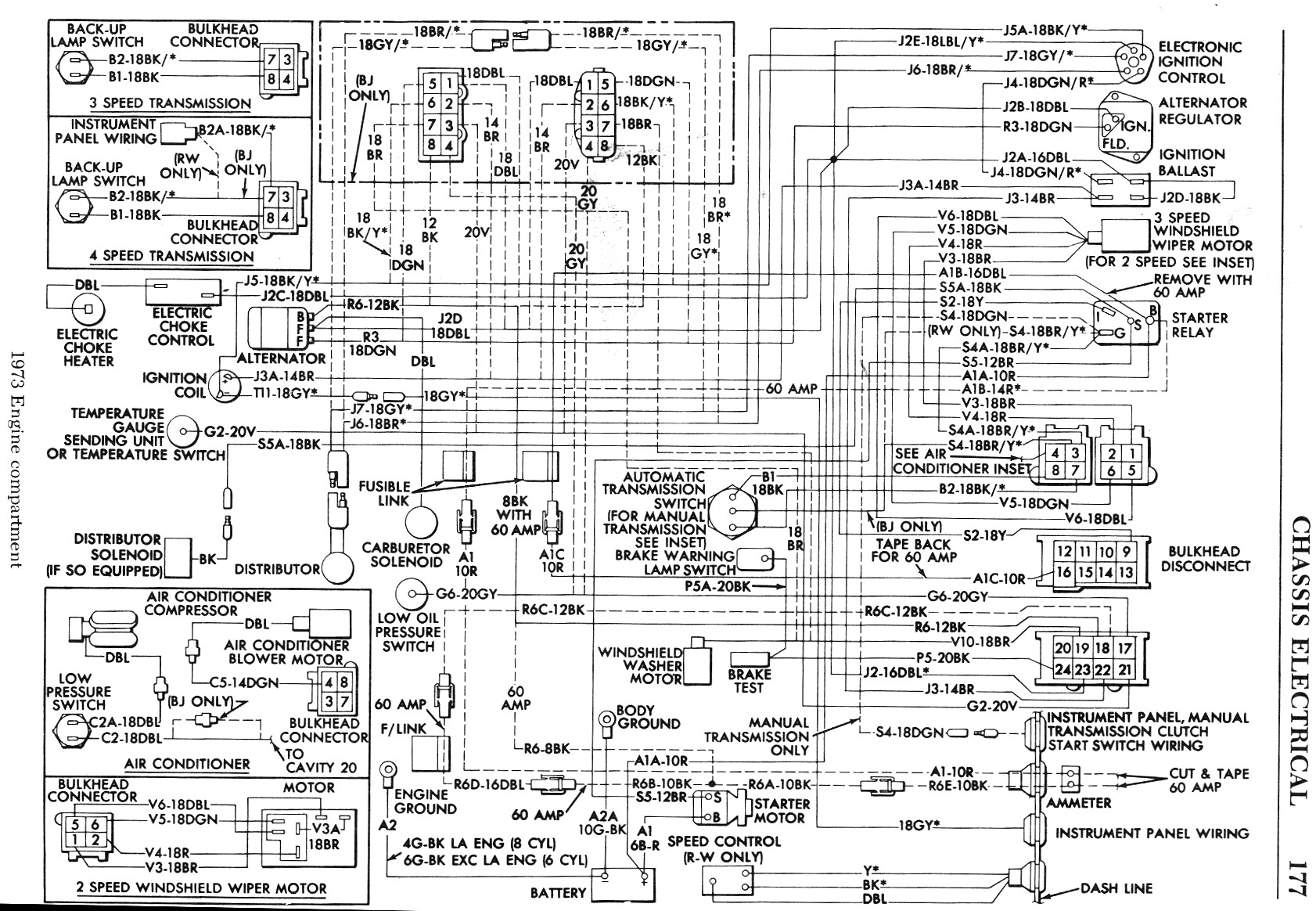 1973 dodge charger ignition wiring diagram 95 mustang gt cooling fan dart alternator get free image